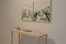 ONENESS Platan Gallery, Budapest, Hungary 2011