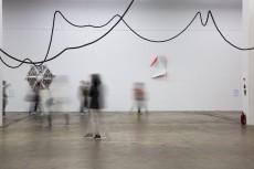 ARENA I, Iza Tarasewicz,  Gwangju Biennale 2016, South Korea